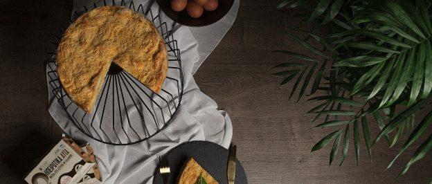 Αυγόπιτα με φύλλο κανταΐφι